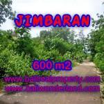 TANAH MURAH DI JIMBARAN DIJUAL RP 2.450.000 / M2 - TJJI068-X