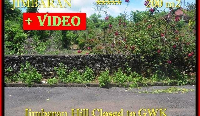 TJJI086 DIJUAL TANAH MURAH DI JIMBARAN - LAND FOR SALE IN JIMBARAN BALI 1