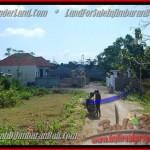 TANAH MURAH di JIMBARAN BALI 600 m2 Lingkungan Perumahan