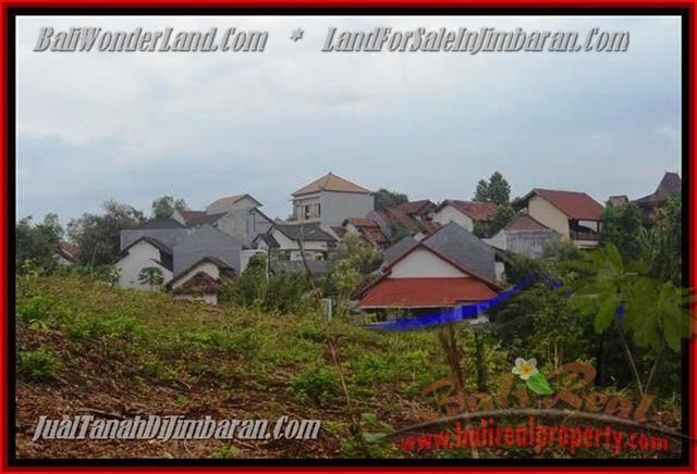 JUAL TANAH di JIMBARAN BALI 1,500 m2 Lingkungan Perumahan dan Villa