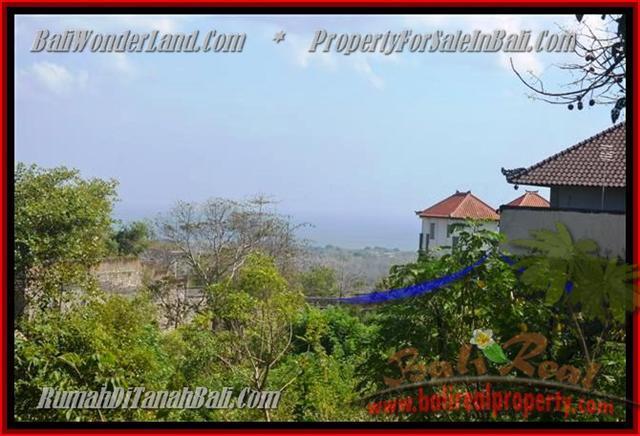 TANAH MURAH di JIMBARAN BALI 4,4 Are View laut Lingkungan villa