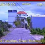 INVESTASI PROPERTI, TANAH di JIMBARAN DIJUAL TJJI096