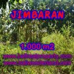 DIJUAL TANAH di JIMBARAN 10 Are di Jimbaran Ungasan