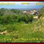 TANAH JUAL MURAH JIMBARAN 2,25 Are View laut toll Lingkungan villa