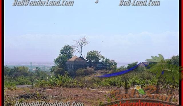 JUAL TANAH MURAH di JIMBARAN 7,5 Are View laut dan bandara