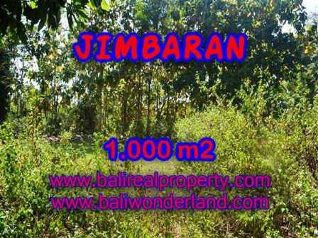 TANAH di JIMBARAN BALI DIJUAL MURAH Untuk INVESTASI TJJI071