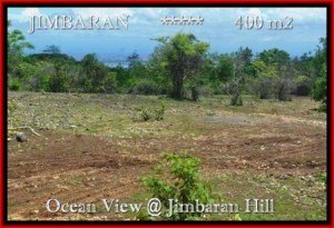 JUAL TANAH MURAH di JIMBARAN BALI 400 m2 di Jimbaran Ungasan