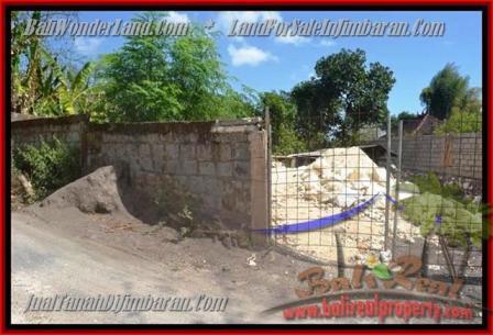 TANAH di JIMBARAN BALI DIJUAL MURAH Untuk INVESTASI TJJI081