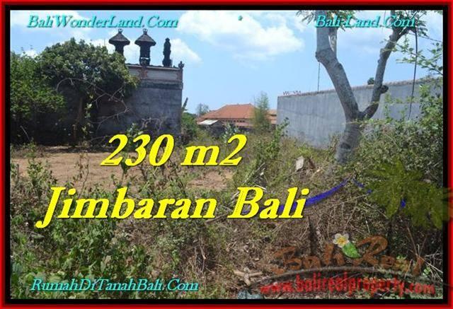 JUAL TANAH di JIMBARAN BALI Untuk INVESTASI TJJI102