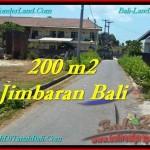 INVESTASI PROPERTI, TANAH DIJUAL di JIMBARAN BALI TJJI101