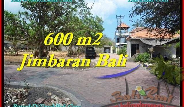 JUAL MURAH TANAH di JIMBARAN 6 Are Lingkungan Villa