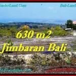 JUAL TANAH di JIMBARAN BALI Untuk INVESTASI TJJI099