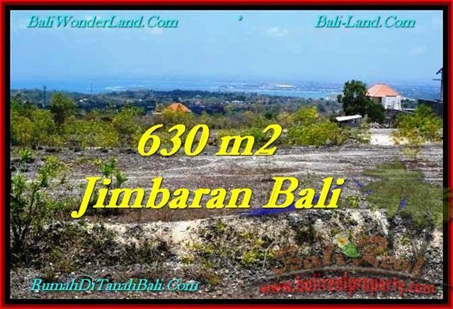 JUAL MURAH TANAH di JIMBARAN 6.3 Are View  Bandara, laut, Tol, Link Villa