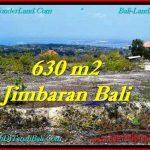 TANAH DIJUAL di JIMBARAN BALI Untuk INVESTASI TJJI099