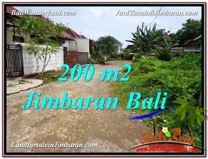 INVESTASI PROPERTI, DIJUAL MURAH TANAH di JIMBARAN TJJI106