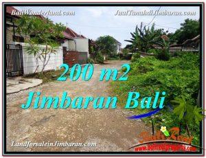 TANAH MURAH di JIMBARAN 2 Are Lingkungan Villa
