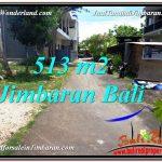 TANAH DIJUAL di JIMBARAN BALI Untuk INVESTASI TJJI105