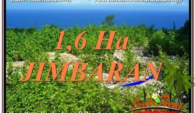 TANAH DIJUAL di JIMBARAN BALI 160 Are di Jimbaran Uluwatu