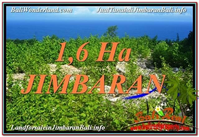 TANAH DIJUAL di JIMBARAN BALI TJJI112