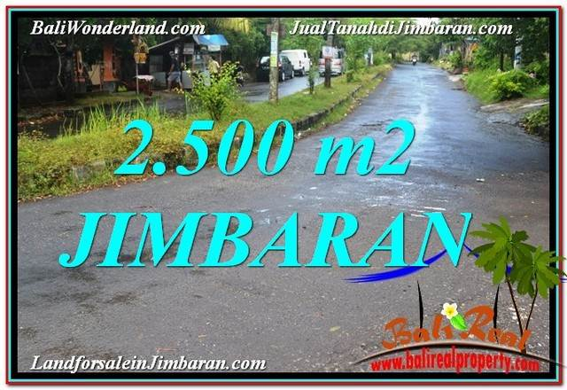 DIJUAL TANAH MURAH di JIMBARAN Untuk INVESTASI TJJI118