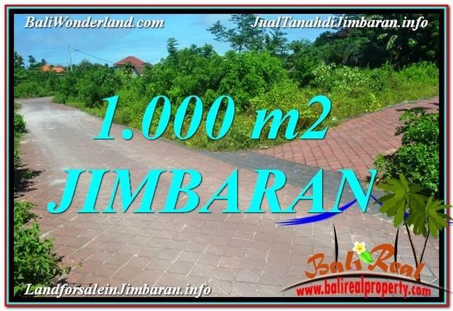 DIJUAL TANAH di JIMBARAN BALI 10 Are di Jimbaran Uluwatu