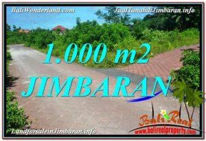 JUAL TANAH MURAH di JIMBARAN BALI 10 Are di Jimbaran Uluwatu