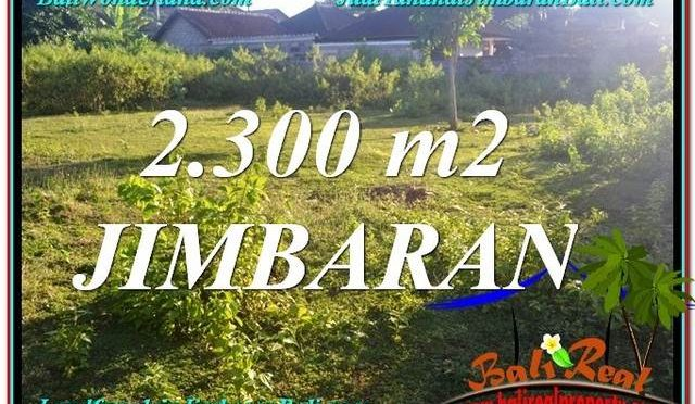 JUAL MURAH TANAH di JIMBARAN 23 Are di Jimbaran Ungasan