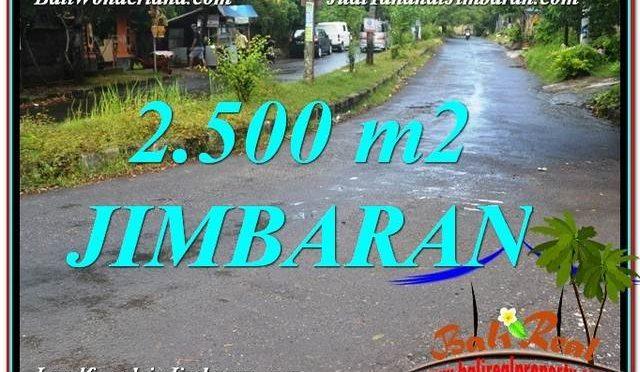 TANAH DIJUAL MURAH di JIMBARAN BALI Untuk INVESTASI TJJI118