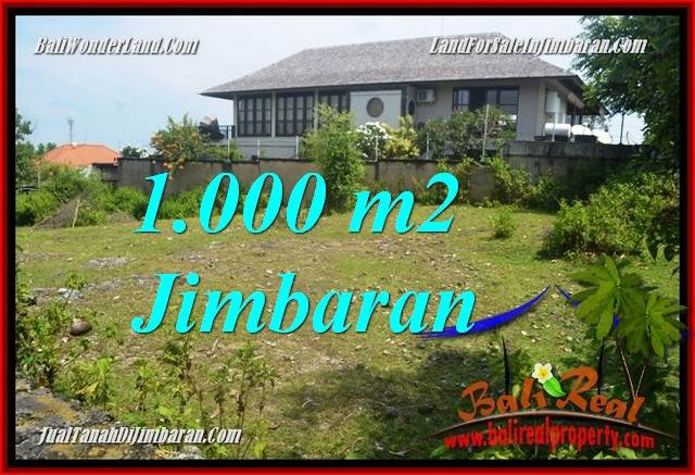 TANAH DIJUAL MURAH DI JIMBARAN BALI 10 Are View Laut