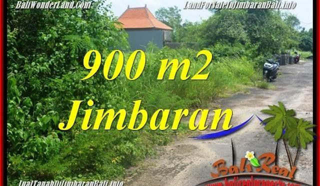 TANAH MURAH di JIMBARAN 900 m2 di Jimbaran Ungasan