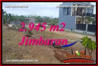 TANAH MURAH di JIMBARAN BALI 29.45 Are LINGKUNGAN VILLA