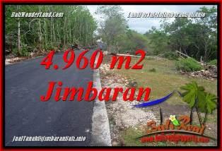 TANAH DIJUAL di JIMBARAN Untuk INVESTASI TJJI133